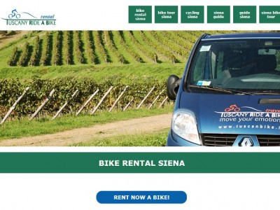 bike rental siena